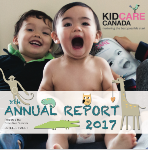 Our most recent Annual Report now available online
