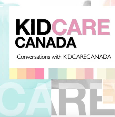 """Conversations with KIDCARECANADA"" Season Two to air next week!"