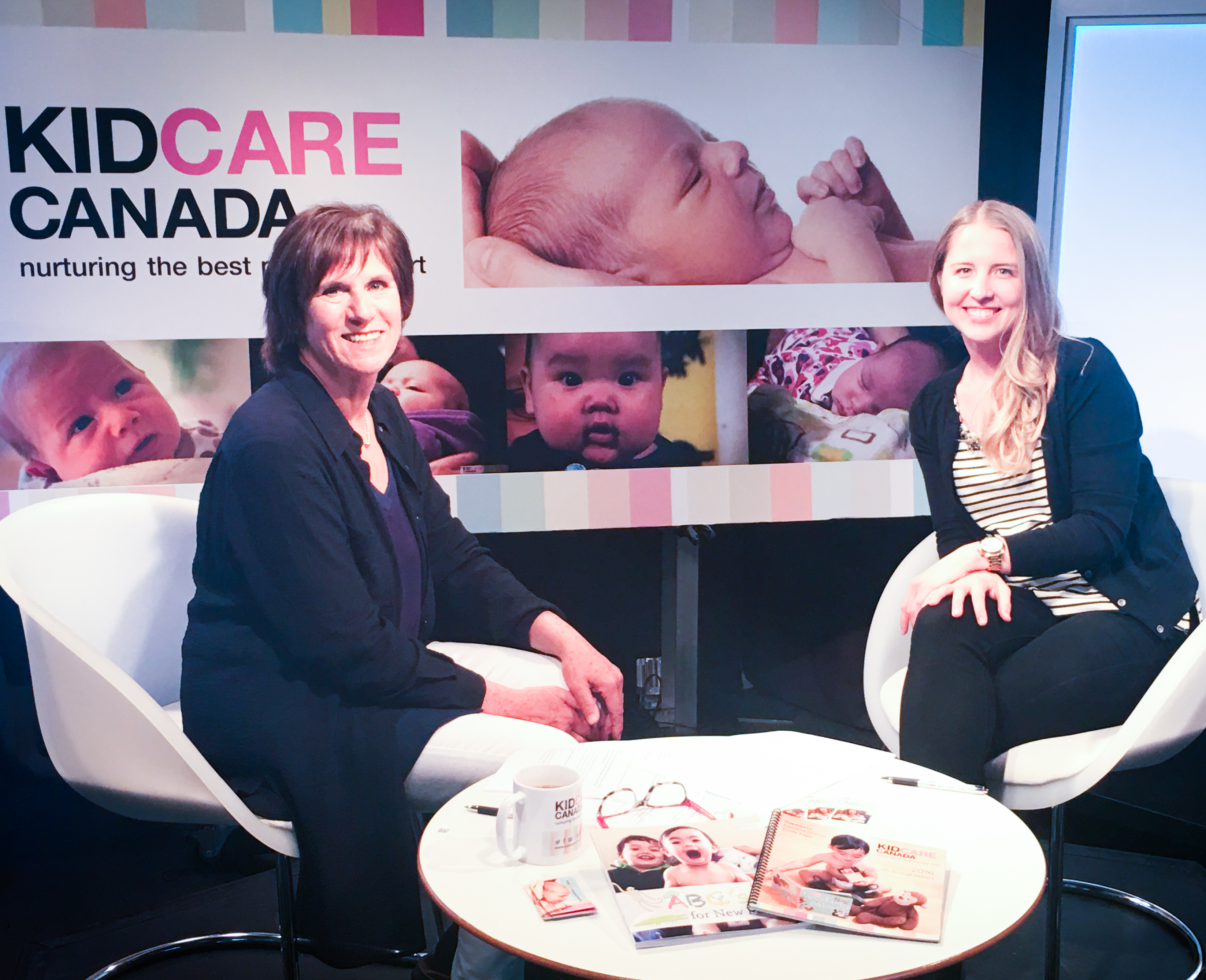Season Two begins Today – Conversations with KIDCARECANADA