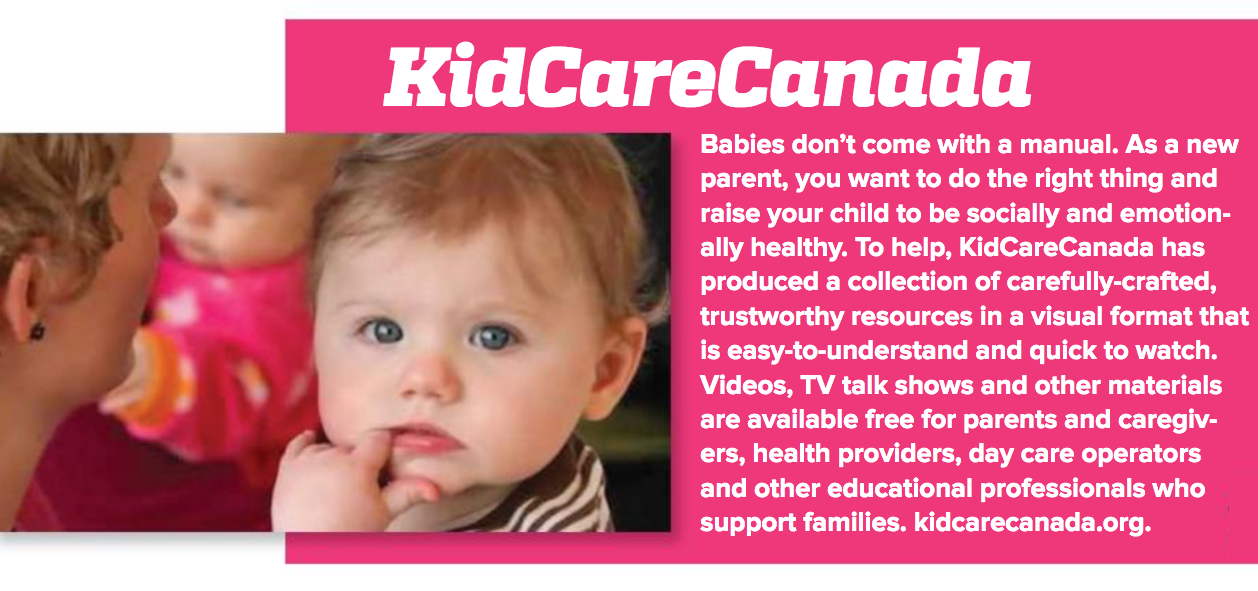 We are featured in Island Parent magazine!