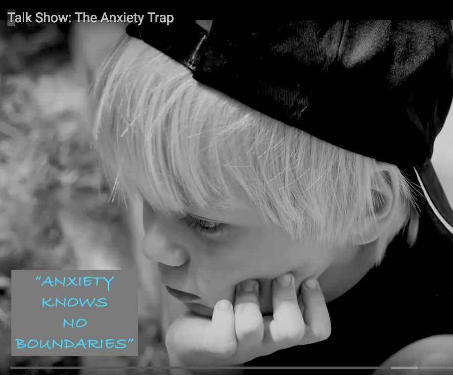 """Anxiety, Stress, and Adversity"" – one of our many playlist topics"