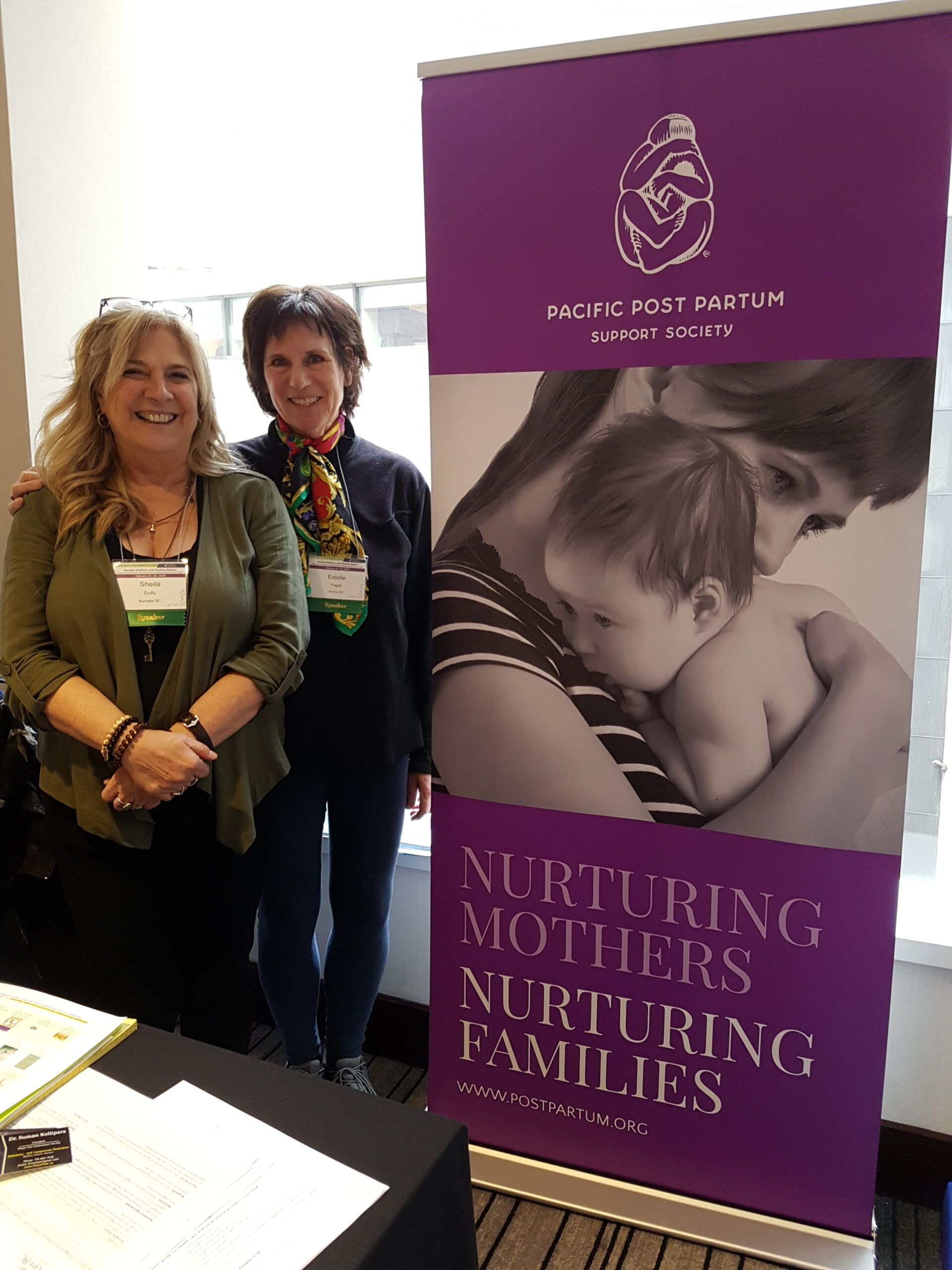 Healthy Mothers and Healthy Babies Conference